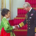 Thumbnail for post: Sylvia Park receives her MBE