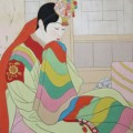 Thumbnail for post: KWK exhibition: Korean traditional wedding and bridal room, 8-31 Aug