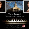 Thumbnail for post: Event news: a networking piano recital – 9 October