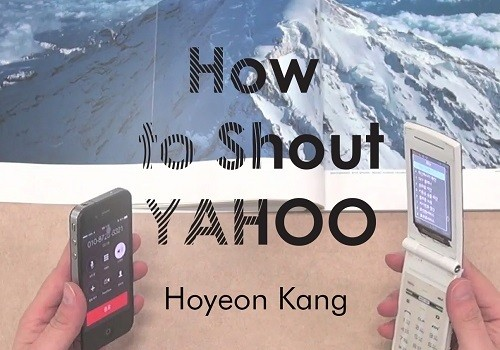 Featured image for post: Exhibition news: Hoyeon Kang – How to Shout Yahoo, at the KCC