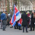 Thumbnail image for KFA holds protest outside the US embassy