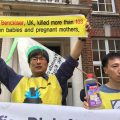 Thumbnail for post: The Reckitt Benckiser death campaign comes to London