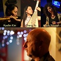 Thumbnail for post: Event news: Maya Youssef, Cheng Yu & Hyelim Kim at Club Inégales