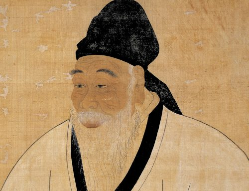 Featured image for post: Song Si-yeol, the scholar with the chisel