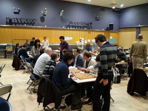 Post image for Event news: 43rd London Open Go Congress 2016