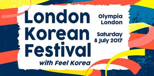Featured image for post: Event news: London Korean Festival 2017 with Feel Korea