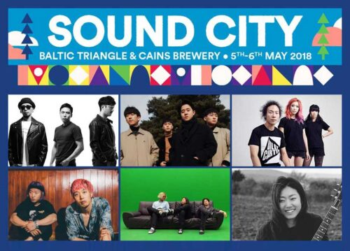 Post image for Zandari Festa showcase at Liverpool Sound City