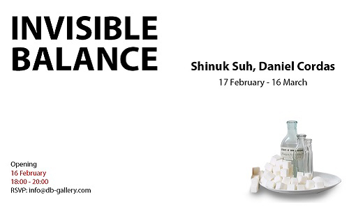 Featured image for post: Shinuk Suh in Invisible Balance, at Daniel Benjamin Gallery