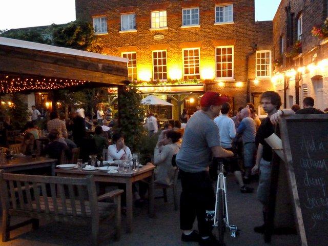 The Flask Tavern Highgate West Hill London