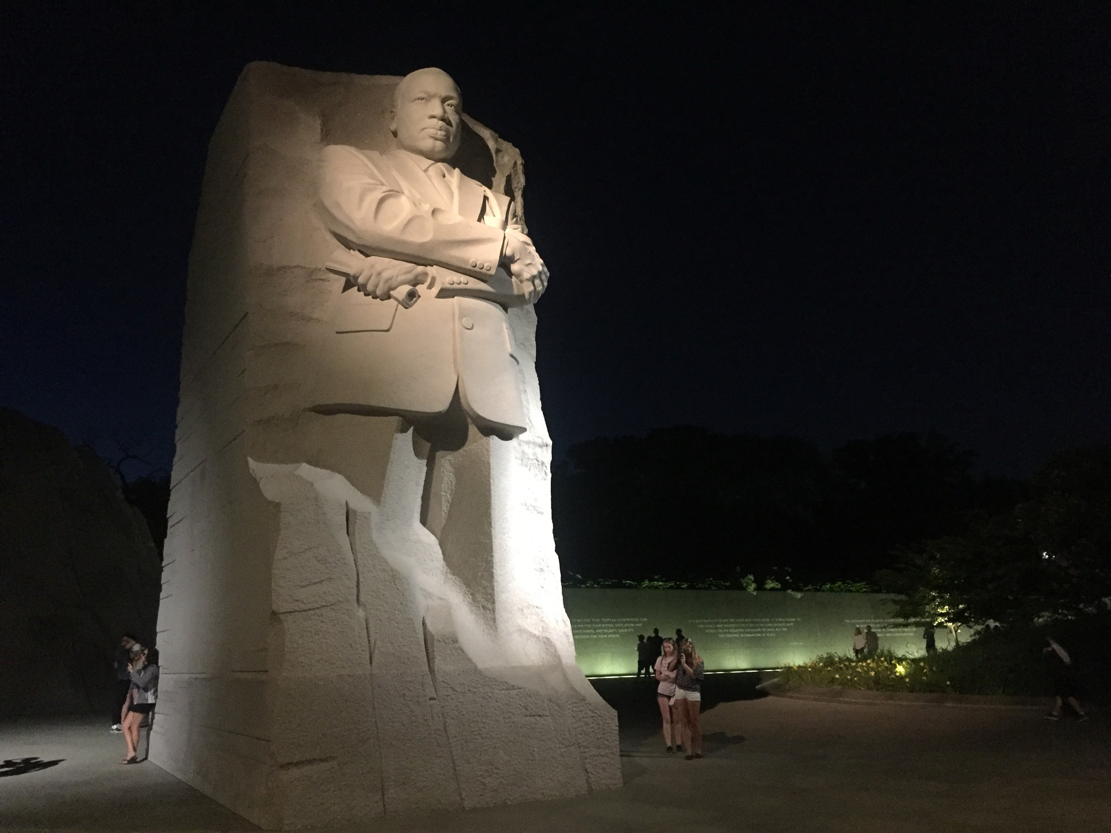 Martin Luther King Jr Memorial Washington Dc Usa Attractions Lonely Planet
