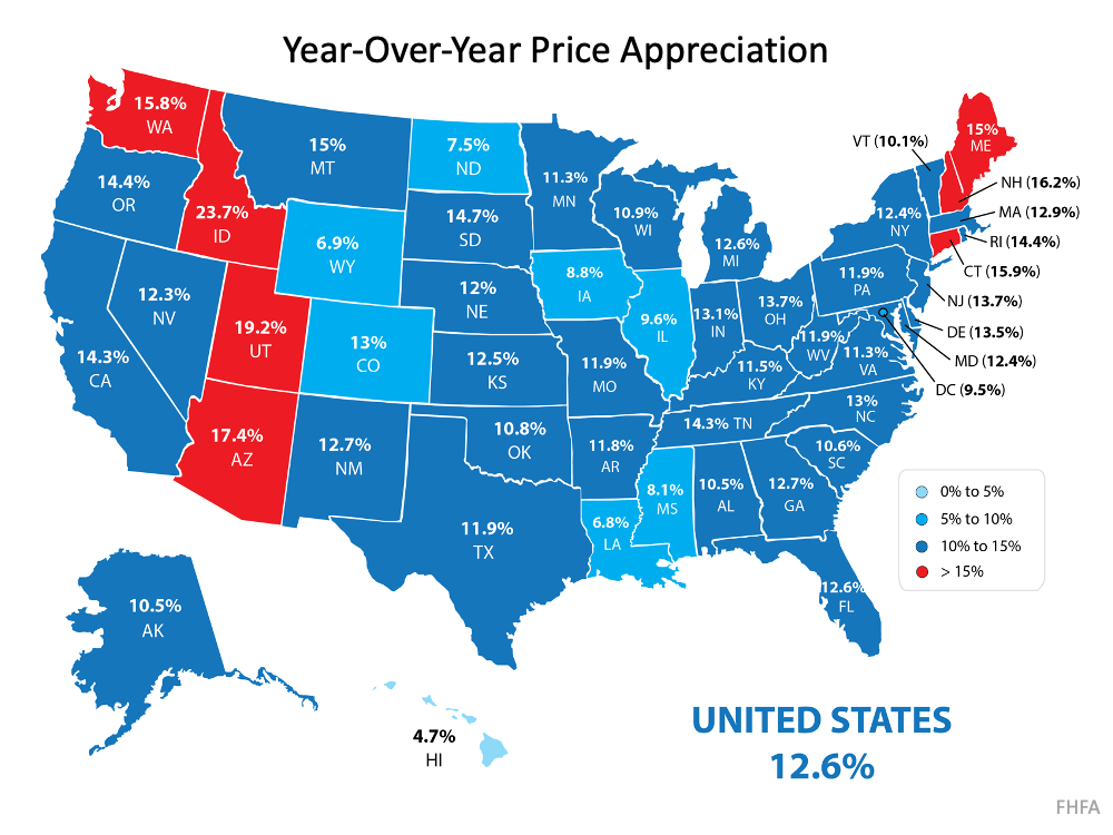 Home Price Appreciation Is as Simple as Supply and Demand | Simplifying The Market