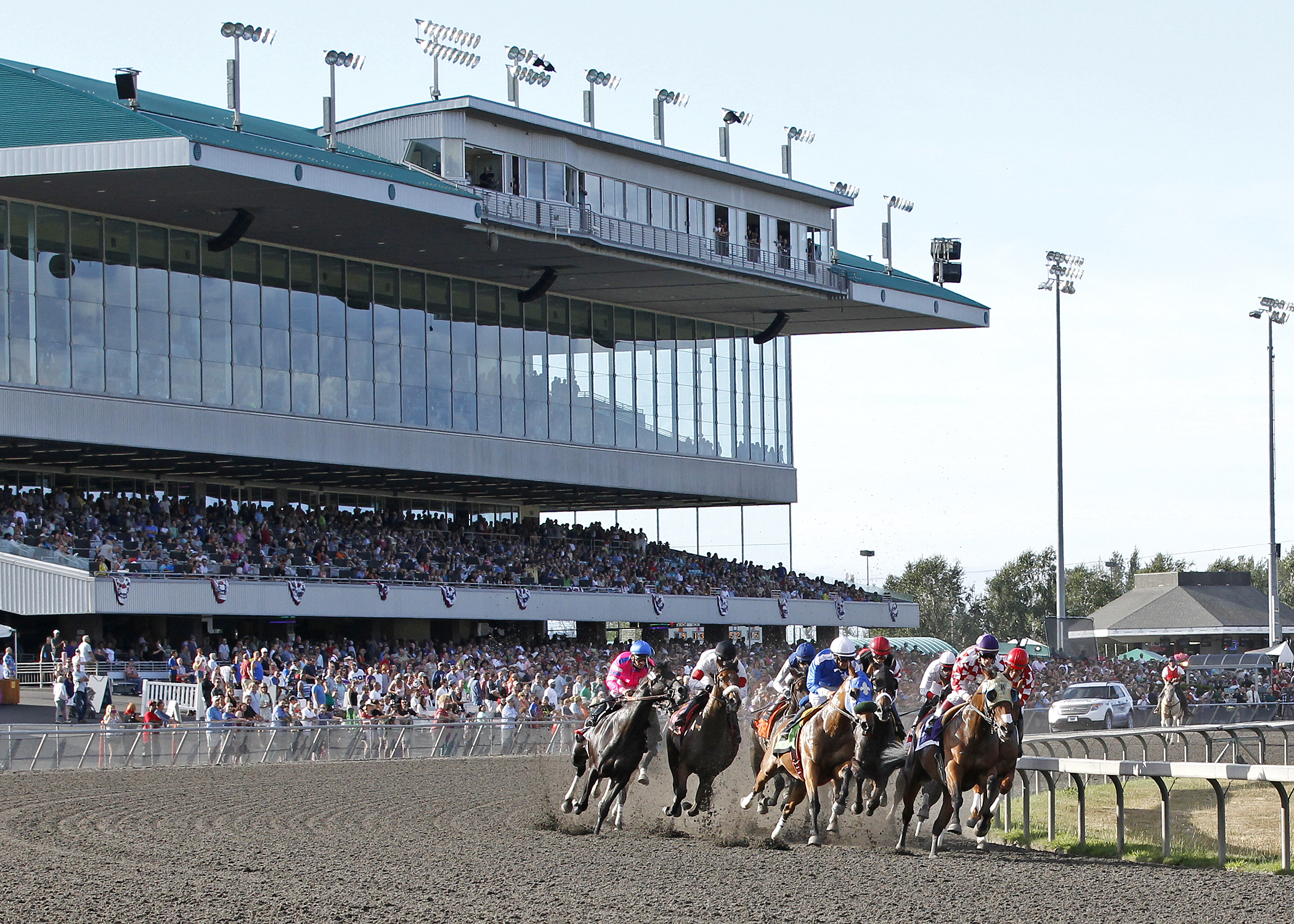 The Mile Page 2 The Longacres Mile At Emerald Downs