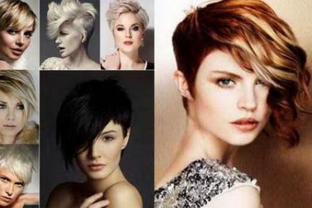 new short hairstyles for summer » 4K Pictures | 4K Pictures [Full HQ ...