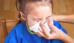 Xử lý hiến pháp mũi ở trẻ em