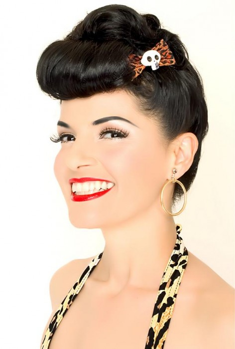 Rockabilly hairstyles - LosHairos.com