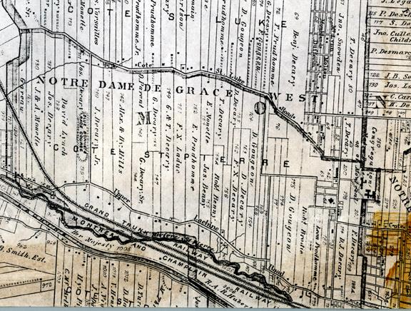 Railroad Maps South West