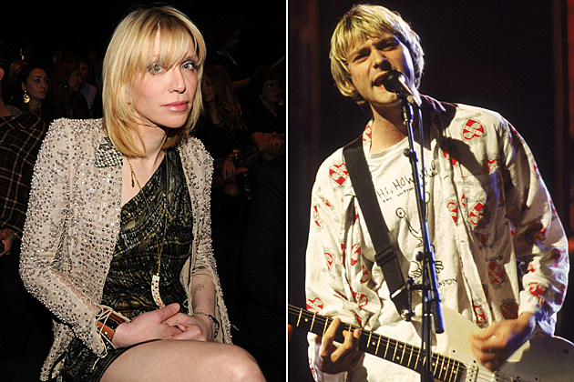 Courtney Love Pens Heartbreaking Note to Late Kurt Cobain