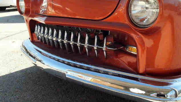 Trunk Trim Contour Ford