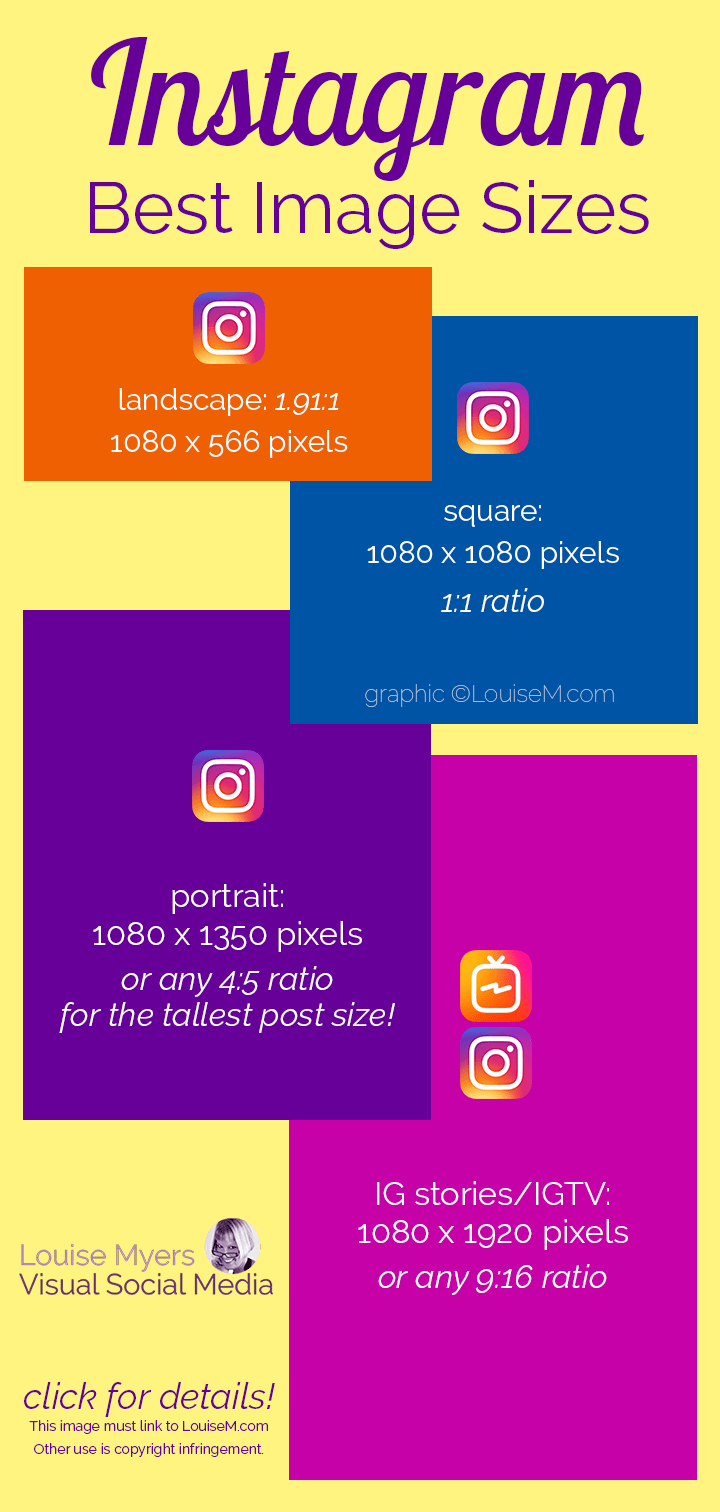What's the Best Instagram Image Size 2019? Complete Guide