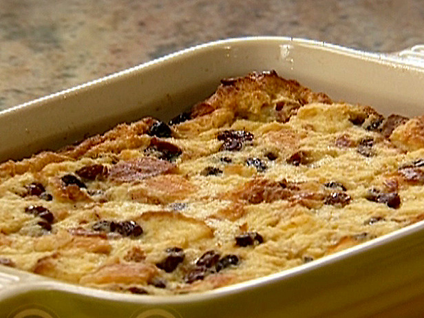 Condensed Milk Brownie Bread Pudding
