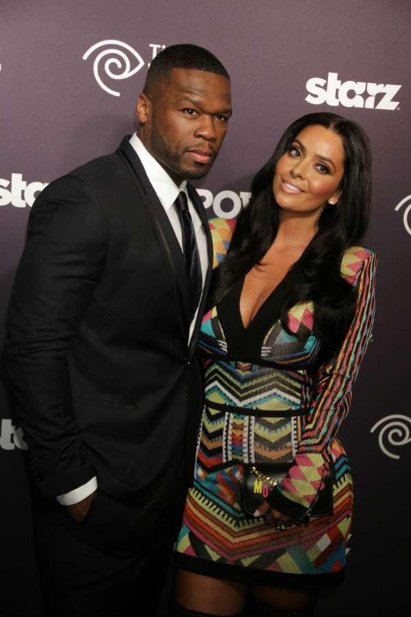 Daphne Joy 50 Cent Wife