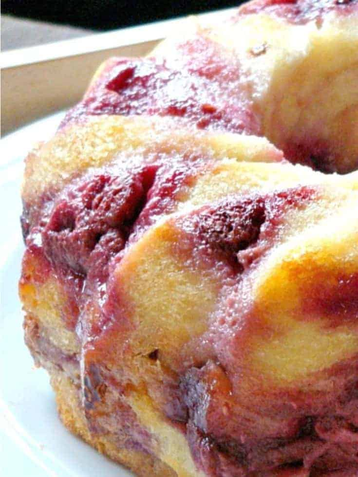 Easy Apple Bundt Cake Recipe