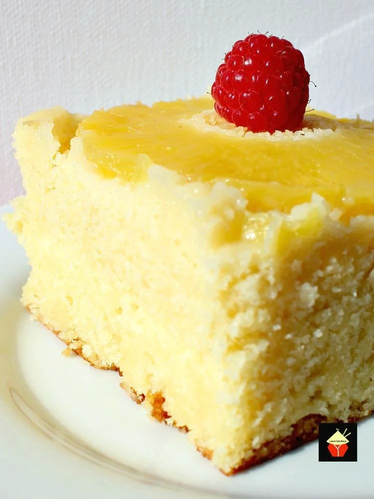 Upside Down Cake Recipe Easy
