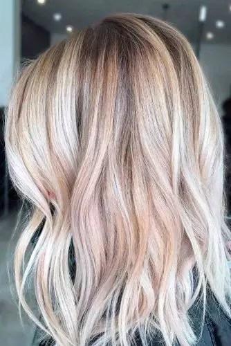 Hair Beach Medium Waves