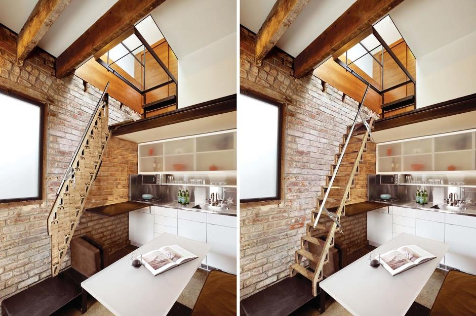 Stylish Staircase Ideas To Suit Every Space Loveproperty Com | Pop Design For Stairs | Ceiling | Living Room | Front Area | Inside | Granite Front Elevation