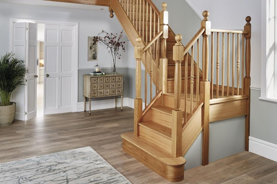 Stylish Staircase Ideas To Suit Every Space Loveproperty Com | Wood And Stairs Ltd | Steel | Stair Railing | Baluster | Spindles | K Len