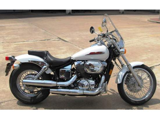 Honda 750 Shadow Spirit 2002