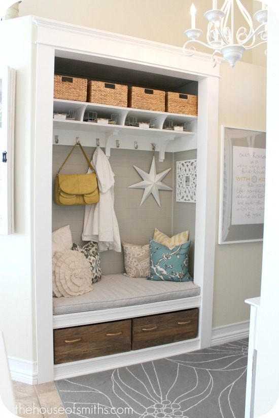 Entryway And Mud Room Closet Ideas Love Scandi