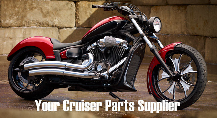 Low Motorcycle Mean Accessories And