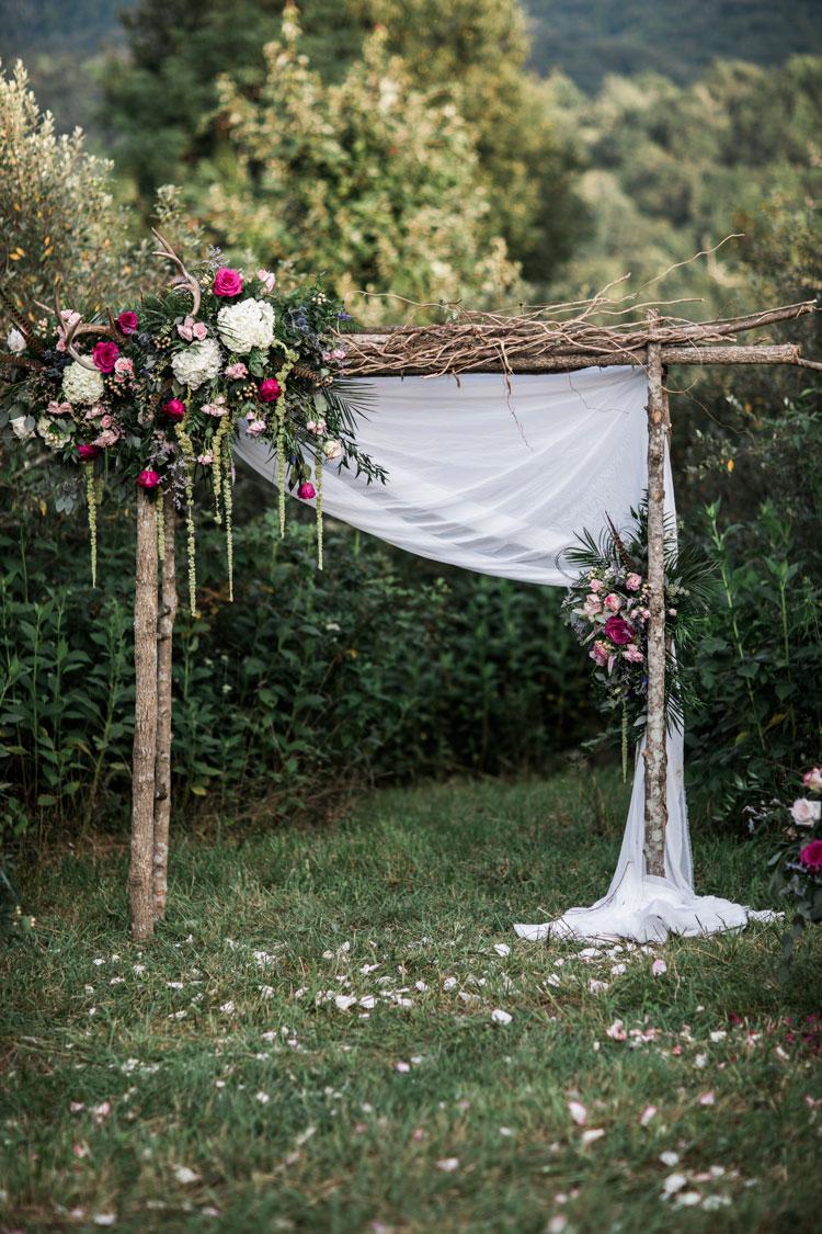 Whimsical Wedding Decor Lowcountry Bride