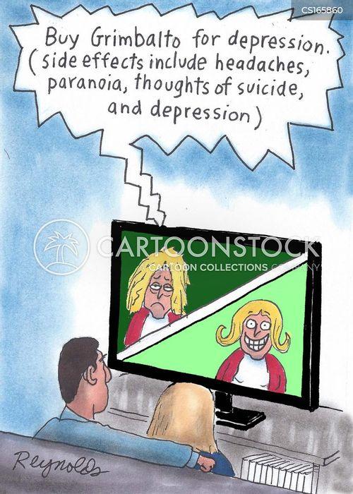 Far Side Cartoons Health