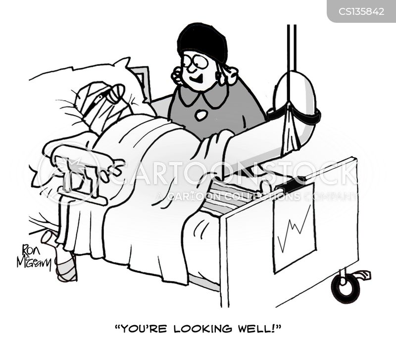 Looking Well Cartoons and Comics - funny pictures from ...