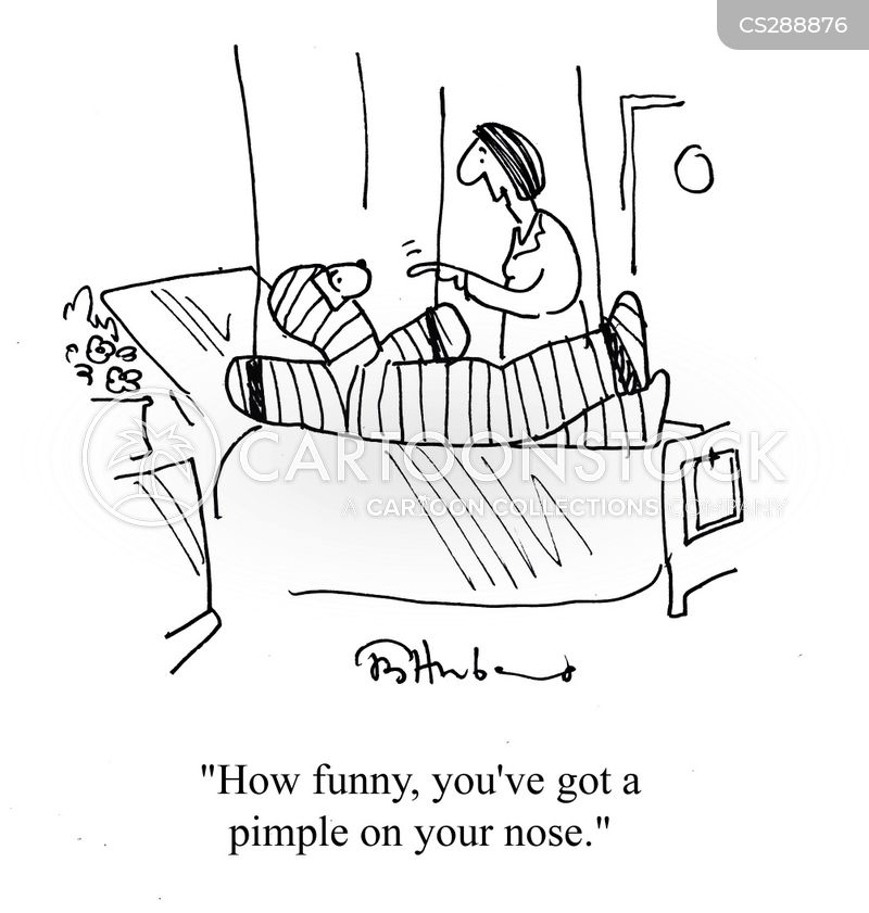 Acnes Cartoons and Comics - funny pictures from CartoonStock
