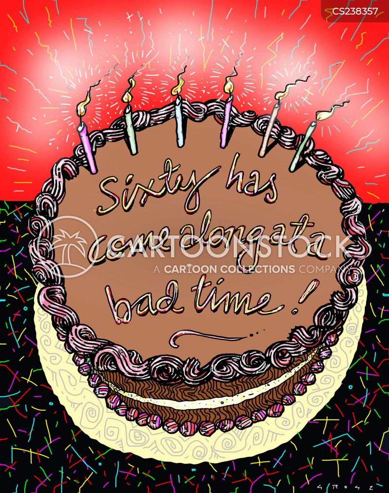 60th Birthday Cartoons And Comics Funny Pictures From