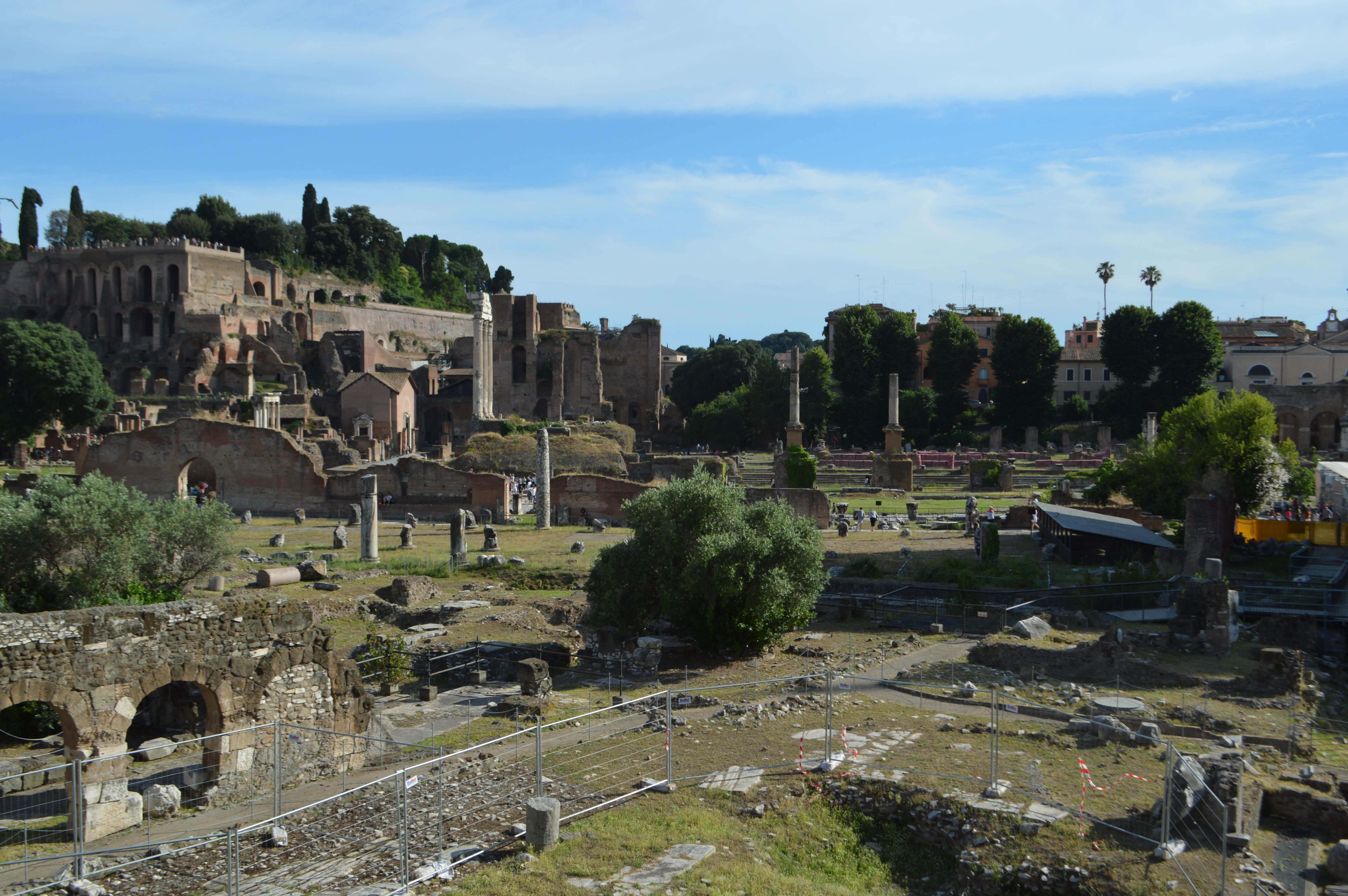 Rome is a walkable city for sights | Loyalty Traveler