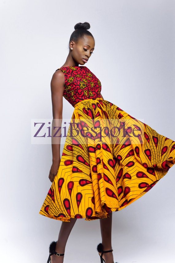 50  Best African Print Dresses    where to get them  50  best African print dresses   Looking for the best   latest African  print dresses