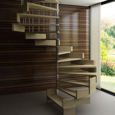 The Best Spiral Staircase In Tulsa Ok | Installing A Spiral Staircase | Bottom | Rectangular | Alcove | 20 Step | Circular
