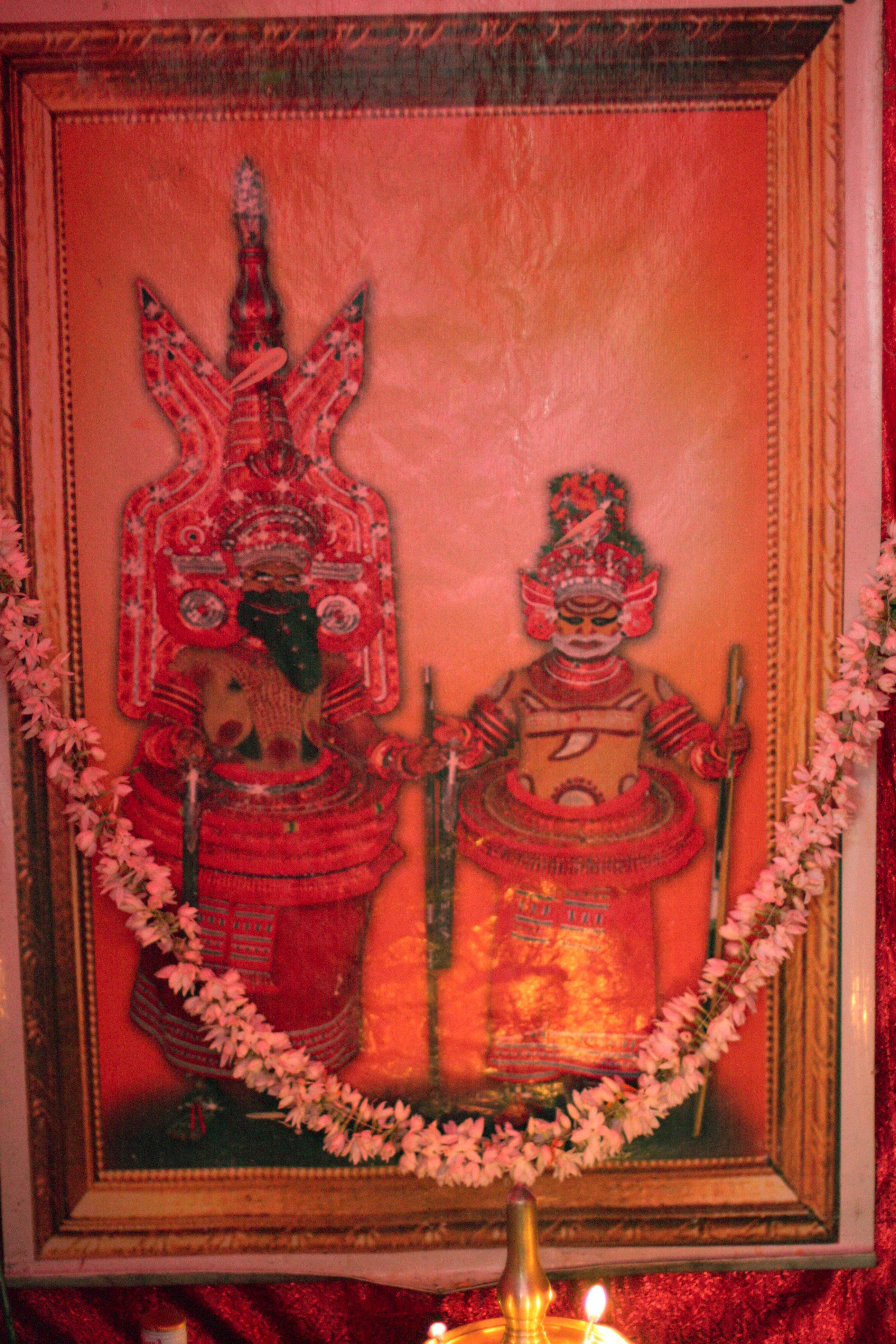 Theyyam The Divine Incarnate In Kerala Lucycalder