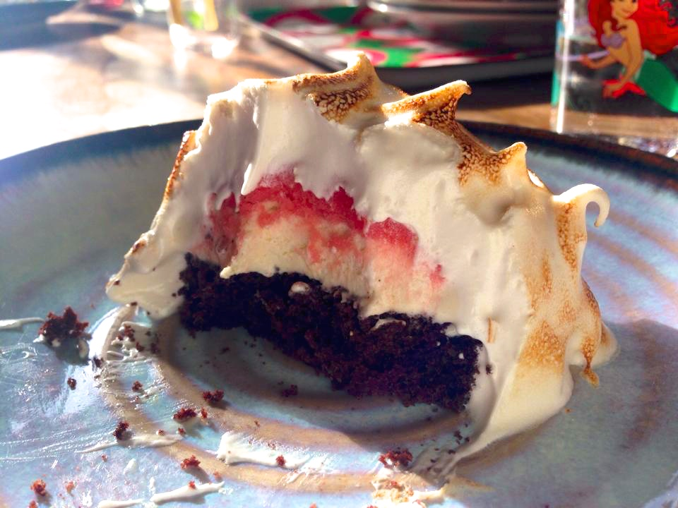 Baked Alaska Lucy S Friendly Foods