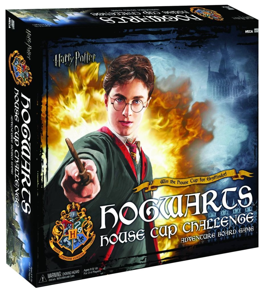 4 Harry Potter Board Games to Play  and 1 to Avoid  Harry Potter Hogwarts Challenge
