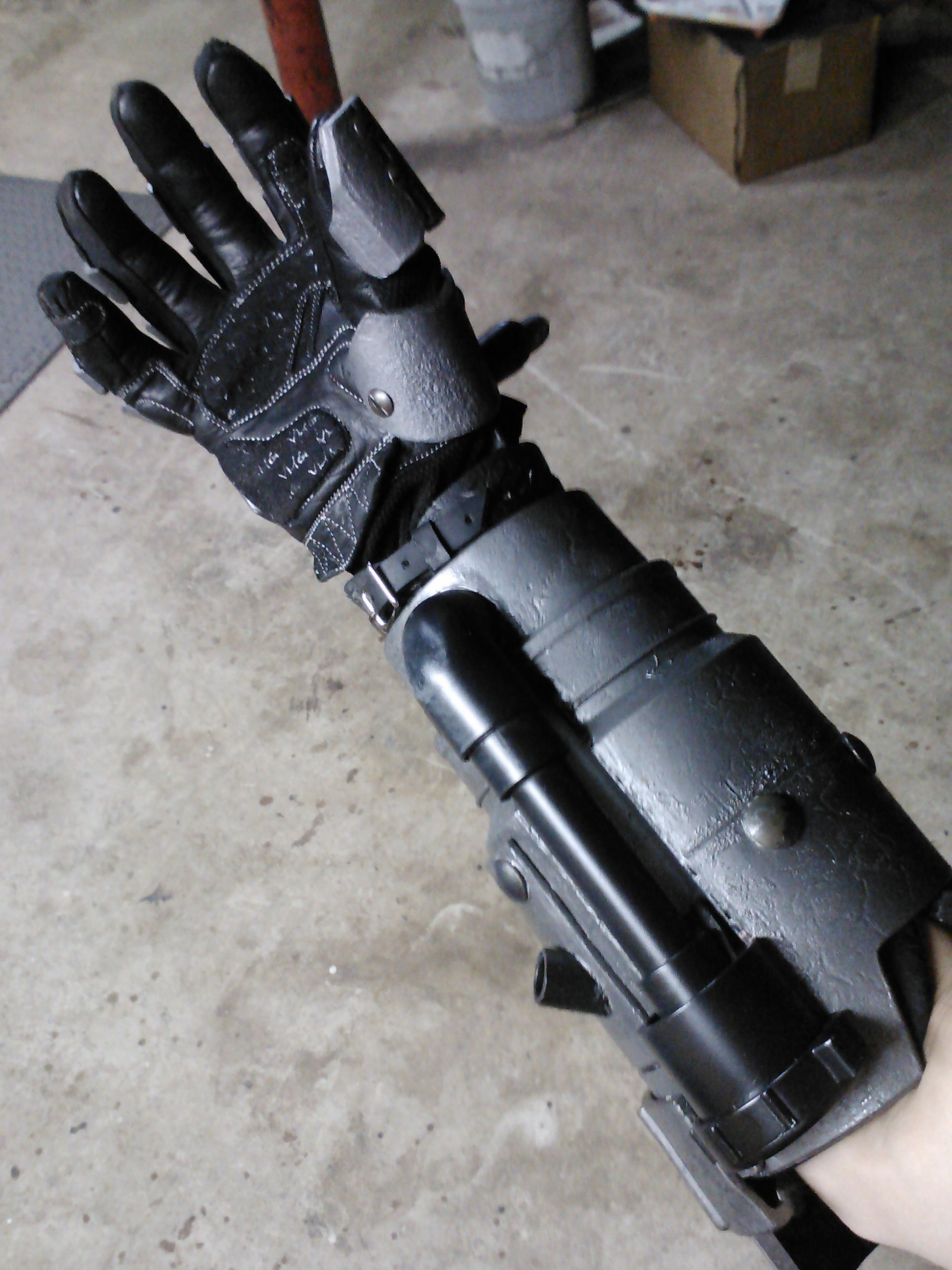 Bionic Arm Part Iv Final Product Luggagemonkeys