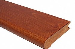 Cinnamon Maple Stair Treads Lumber Liquidators Flooring Co | Prefinished Maple Stair Treads | Stairtek | Retread | Wood Stair Nosing | Risers | Unfinished Maple