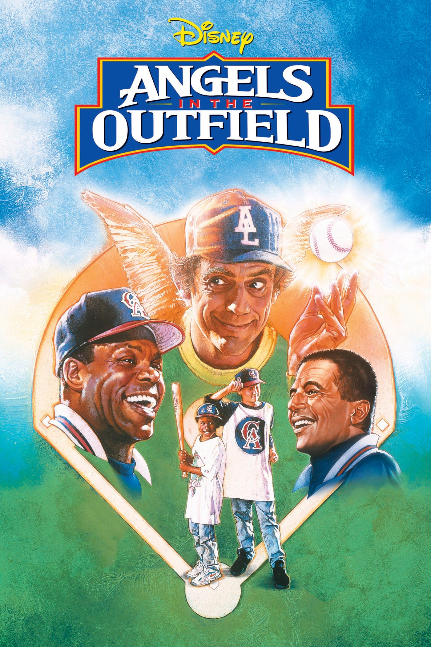 Angels In The Outfield Disneylife
