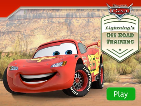 Car Games   Disney LOL