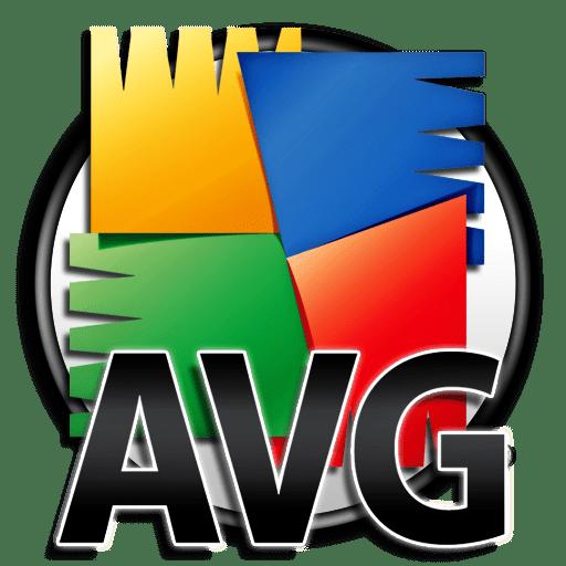 AVG бағдарламасының логотипі