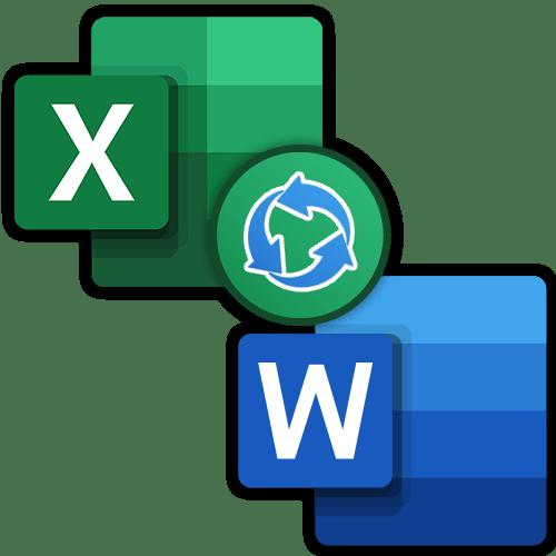 วิธีการแปลง Excel เป็น Word